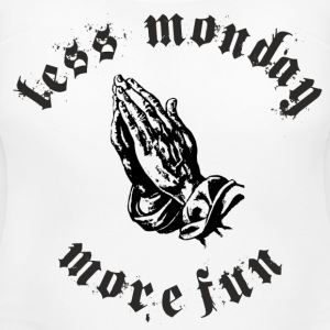 Less Monday More Fun T-Shirts - Women's Maternity T-Shirt