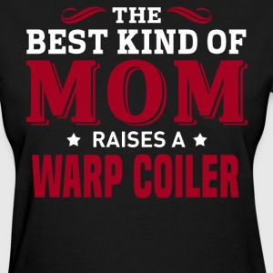 Warp Coiler MOM - Women's T-Shirt
