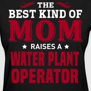 Water Plant Operator MOM - Women's T-Shirt