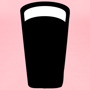 A Pint of Stout Beer - Women's Premium T-Shirt