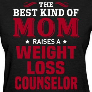 Weight Loss Counselor MOM - Women's T-Shirt