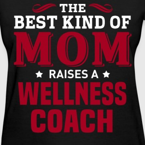 Wellness Coach MOM - Women's T-Shirt