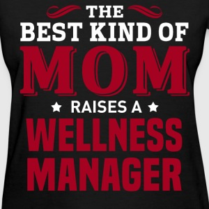 Wellness Manager MOM - Women's T-Shirt