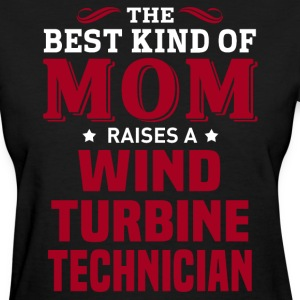 Wind Turbine Technician MOM - Women's T-Shirt