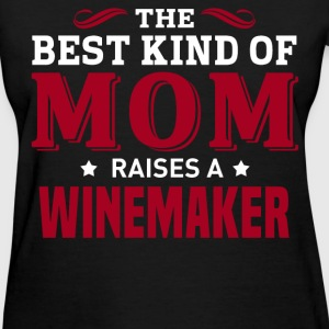 Winemaker MOM - Women's T-Shirt