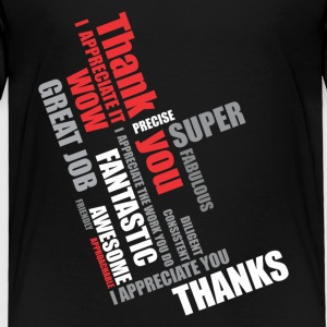 Appreciate - Toddler Premium T-Shirt