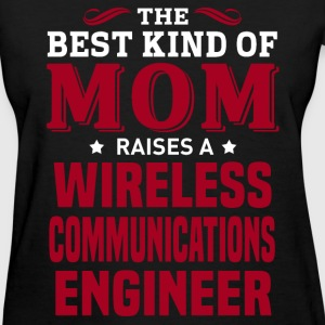 Wireless Communications Engineer MOM - Women's T-Shirt