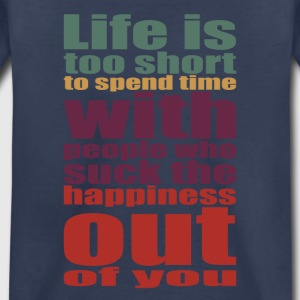 Happiness - Toddler Premium T-Shirt