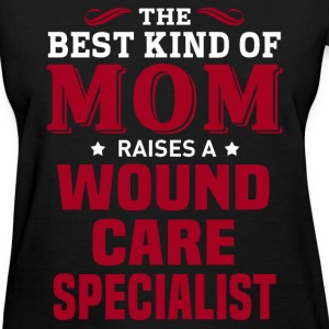 Wound Care Specialist MOM - Women's T-Shirt