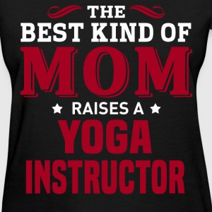 Yoga Instructor MOM - Women's T-Shirt