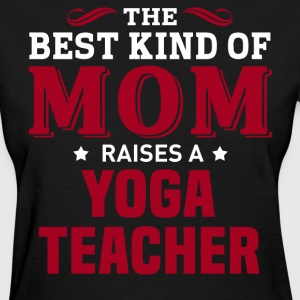 Yoga Teacher MOM - Women's T-Shirt