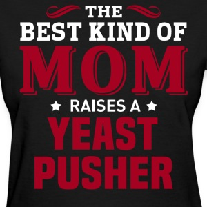 Yeast Pusher MOM - Women's T-Shirt
