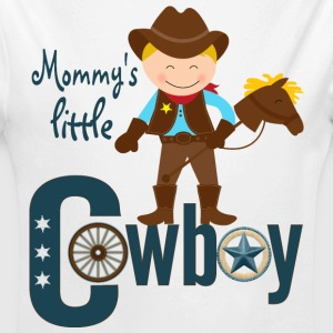 Mommy's Little Cowboy Baby Bodysuits - Long Sleeve Baby Bodysuit