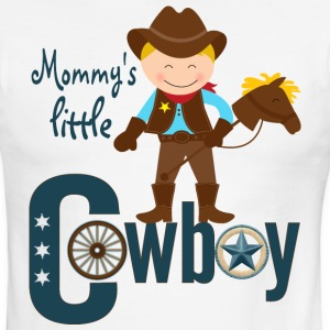 Mommy's Little Cowboy T-Shirts - Men's Ringer T-Shirt