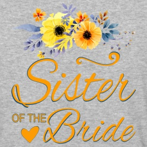 Sister of the Bride - Baseball T-Shirt
