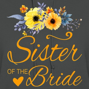Sister of the Bride - Women's Hoodie