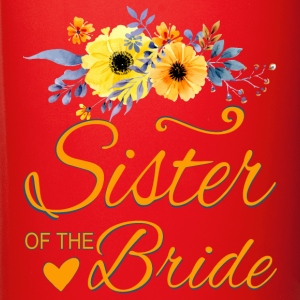 Sister of the Bride Mugs & Drinkware - Full Color Mug