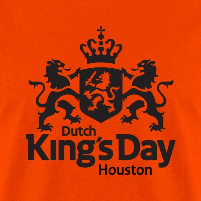 T-shirt Dutch King's Day Houston