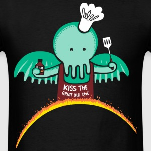 Cthulhu BBQ - Men's T-Shirt