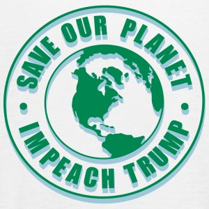 Save our planet impeach trump 3d Tanks - Women's Flowy Tank Top by Bella