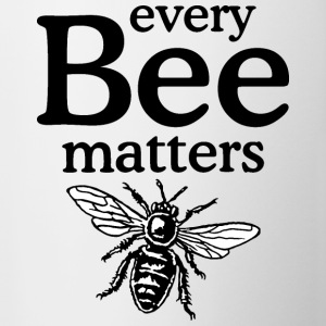 Every Bee Matters Beekeeper Design Mugs & Drinkware - Coffee/Tea Mug