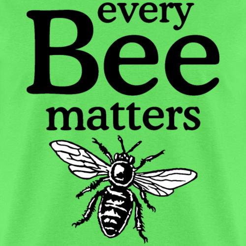 Every Bee Matters Beekeeper Design
