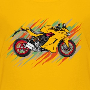 motorcycle Baby & Toddler Shirts - Toddler Premium T-Shirt
