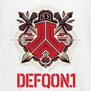 Defqon.1 2017 Victory Forever Tanks - Women's Flowy Tank Top by Bella