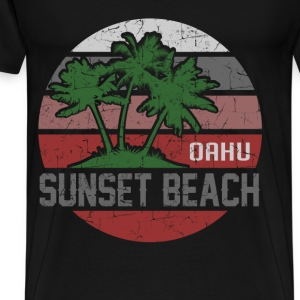 SUNSET 2910212.png T-Shirts - Men's Premium T-Shirt