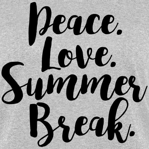 Peace. Love. Summer Break