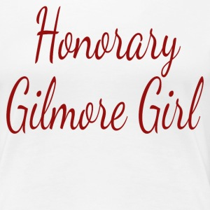 Honorary Gilmore Girl T-Shirts - Women's Premium T-Shirt