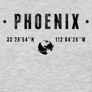 Phoenix Long Sleeve Shirts - Men's Premium Long Sleeve T-Shirt