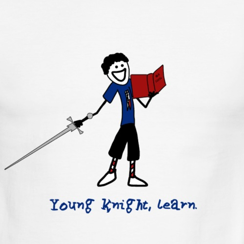 Life is HEMA Young Knight