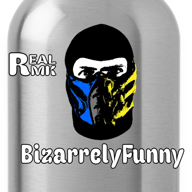 BizarrelyFunny Heavy Duty Water Bottle