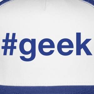 GEEK - Trucker Cap