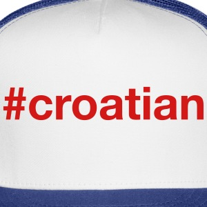 CROATIA - Trucker Cap