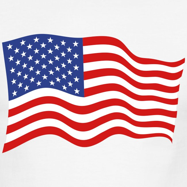 Stars and Bars, Baby! Show your American Spirit in style.