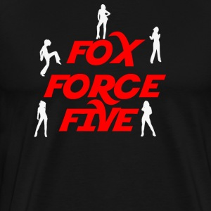 Fox Force Five - Pulp Fiction T-Shirts - Men's Premium T-Shirt