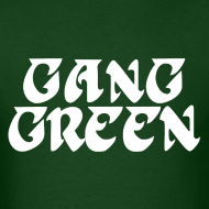 Design ~ Gang Green Birds Shirt