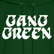 Design ~ Gang Green Birds SweatShirt