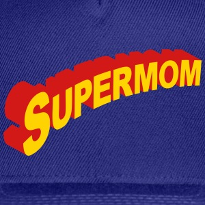 Supermom Mother's Day ED. Sportswear - Snap-back Baseball Cap