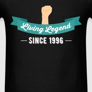 Living Legend - Living legend since 1996 - Men's T-Shirt