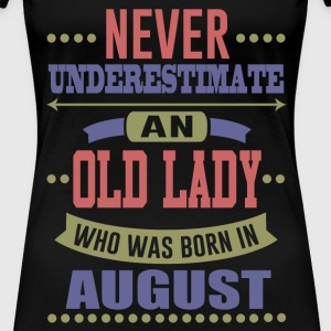 AUGUST 1.png T-Shirts - Women's Premium T-Shirt