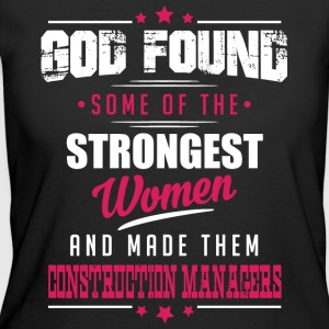 Construction Managers T-Shirts - Women's 50/50 T-Shirt