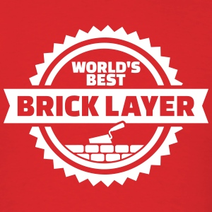 Brick layer T-Shirts - Men's T-Shirt