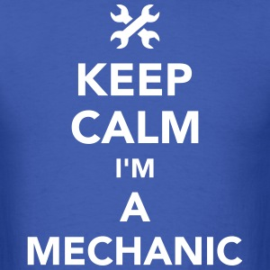 Mechanic T-Shirts - Men's T-Shirt