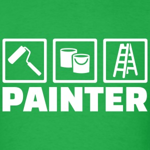 Painter T-Shirts - Men's T-Shirt