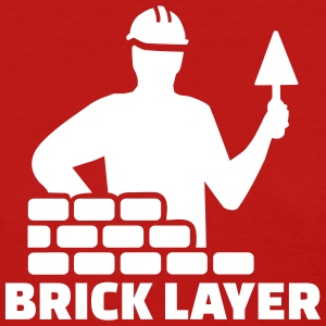 Brick layer T-Shirts - Women's T-Shirt