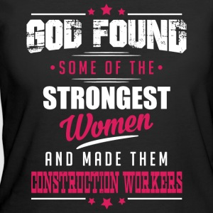 Construction Workers T-Shirts - Women's 50/50 T-Shirt