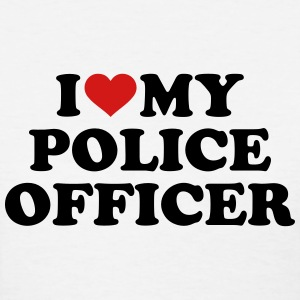 Police officer T-Shirts - Women's T-Shirt